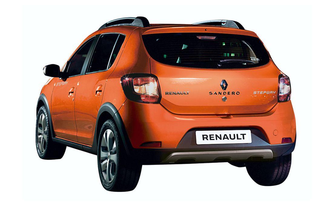 Renault Sandero Stepway Trek Nueva Serie Limitada Ahora Con Caja Autom 225 Tica En Opci 243 N