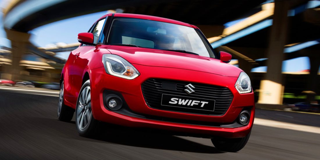 suzuki swift 2018 colombia