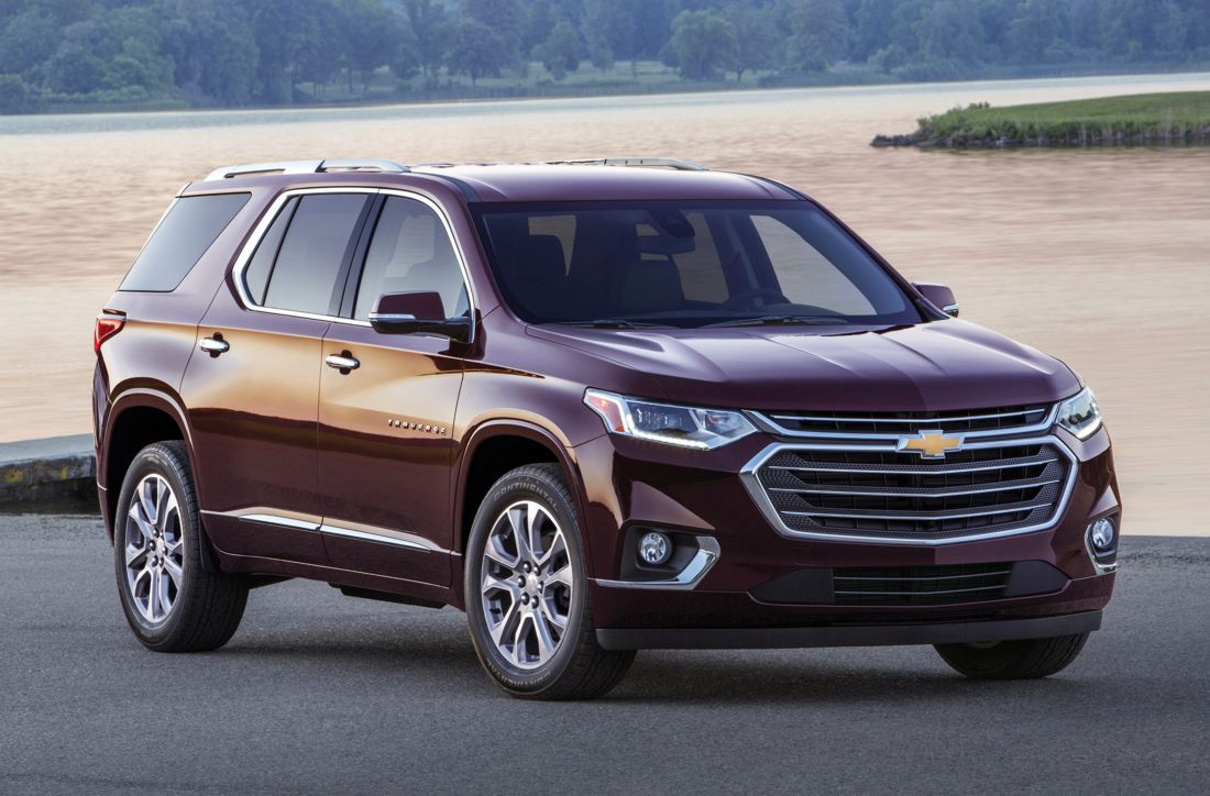 chevrolet traverse 2018 colombia, chevrolet traverse colombia, chevrolet traverse 2018