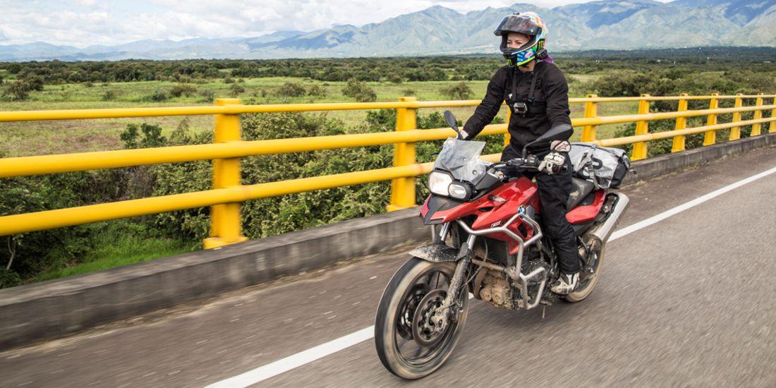 motogo 2017, mujeres moteras, mujeres en moto, motos en colombia