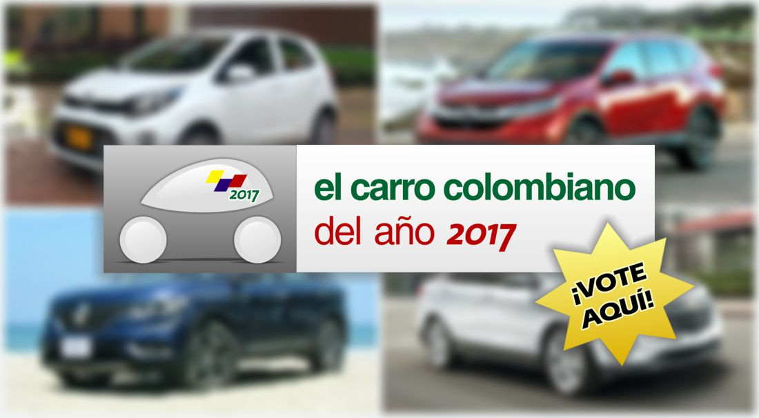 carros en colombia 2017, el carro colombiano del año 2017