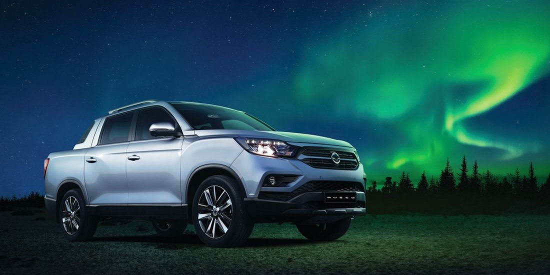 ssangyong musso 2019, ssangyong musso pick up