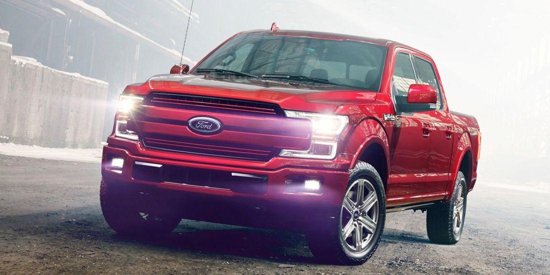 ford f-series, ventas de carros nuevos en estados unidos, carro mas vendido en estados unidos