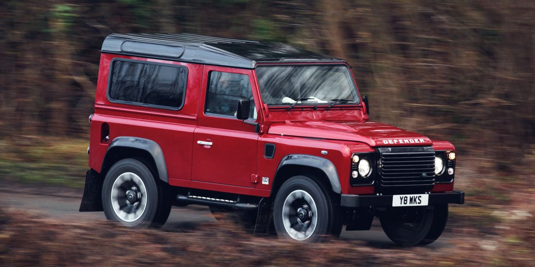 land rover defender works v8, land rover defender 70th anniversary, land rover defender 70 aniversario
