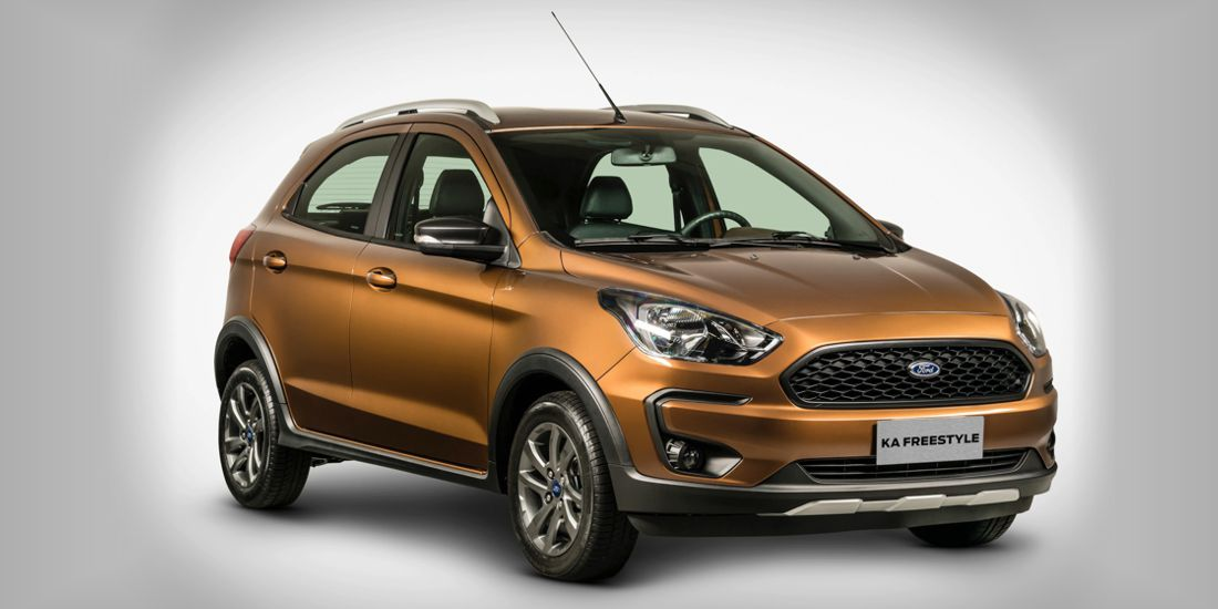 ford ka freestyle, ford ka colombia, ford ka, ford ka freestyle argentina