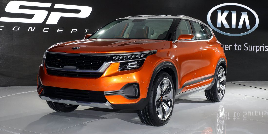 kia sp concept, kia india, kia mini suv america latina