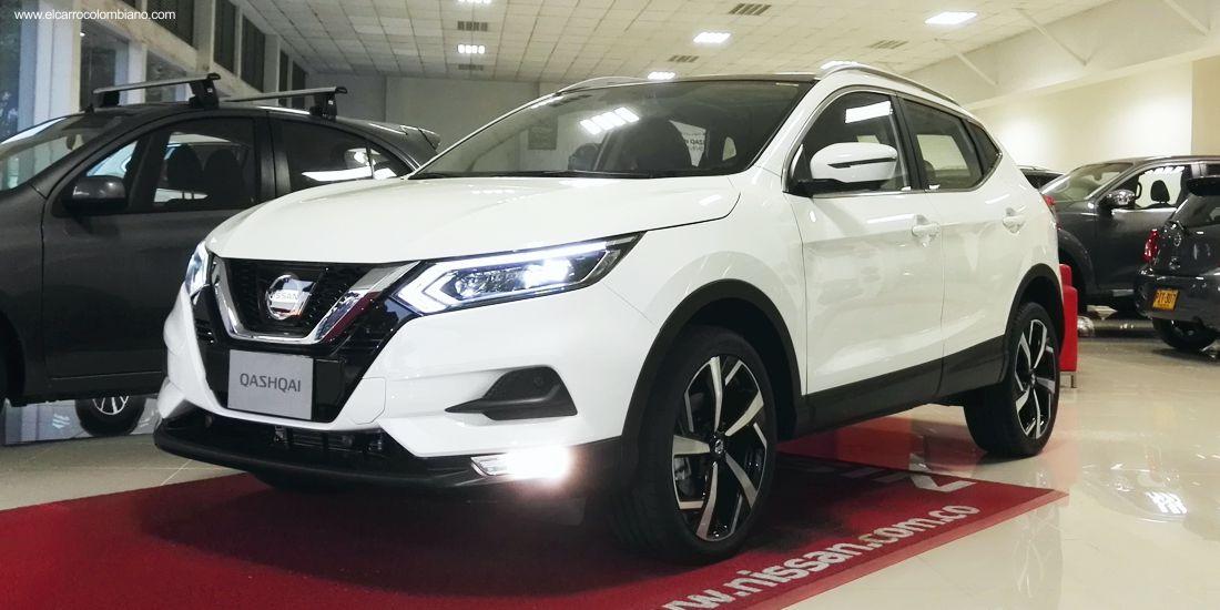 Nissan Qashqai 2018 Caracter 237 Sticas Versiones Y Precios