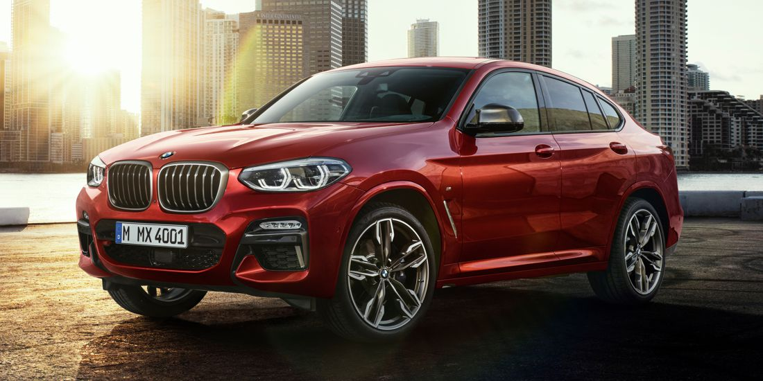bmw x4 2018, bmw x4 2019, suv coupe, bmw x4 colombia