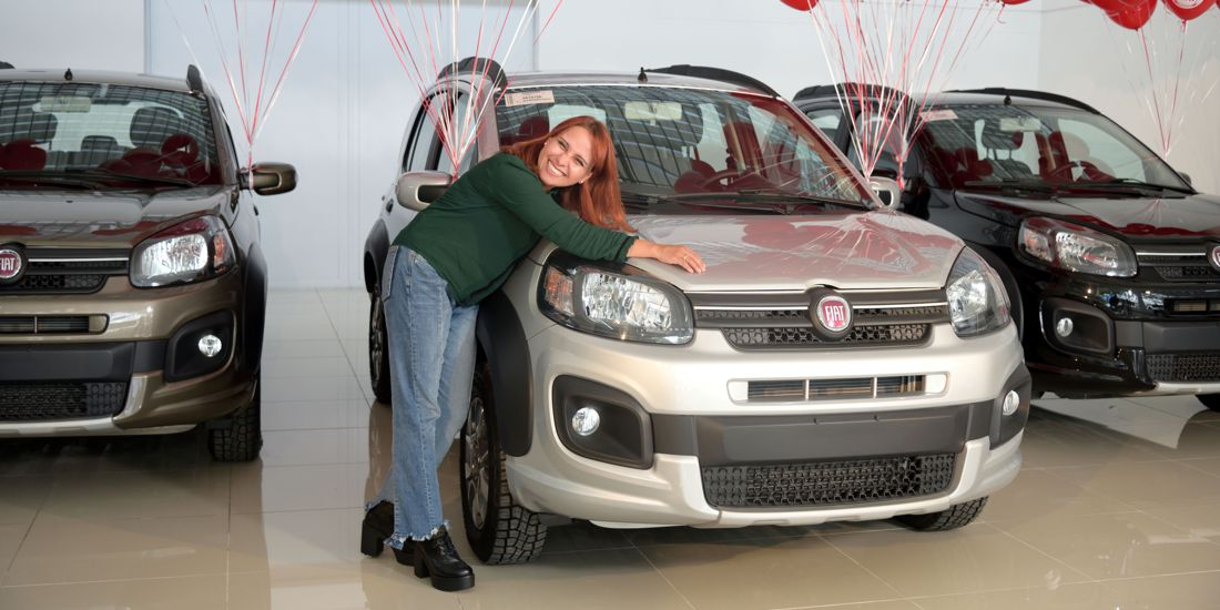 fiat uno way colombia, la lotto fiat, fiat colombia, fiat uno way 2018 colombia
