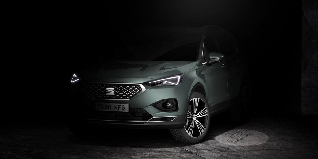 seat tarraco, seat tarraco 2018, seat tarraco 2019, seat tarraco colombia