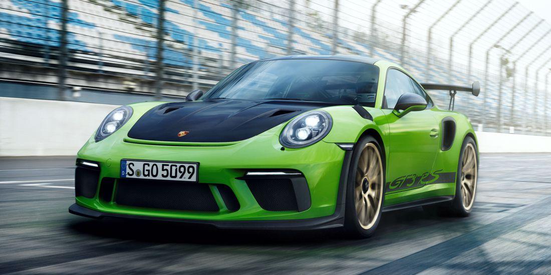 porsche 911 gt3 rs, porsche 911 gt3 rs 2019, porsche 911 gt3 rs 2018