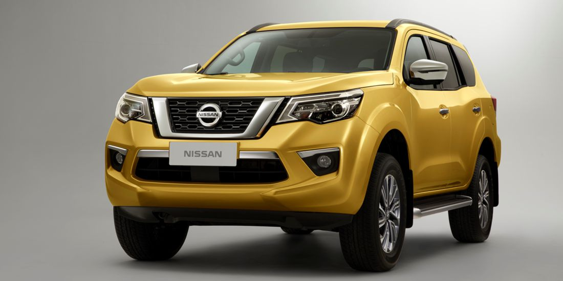 nissan terra, nissan terra 2019, nissan terra 2018, nissan frontier suv, nissan terra colombia