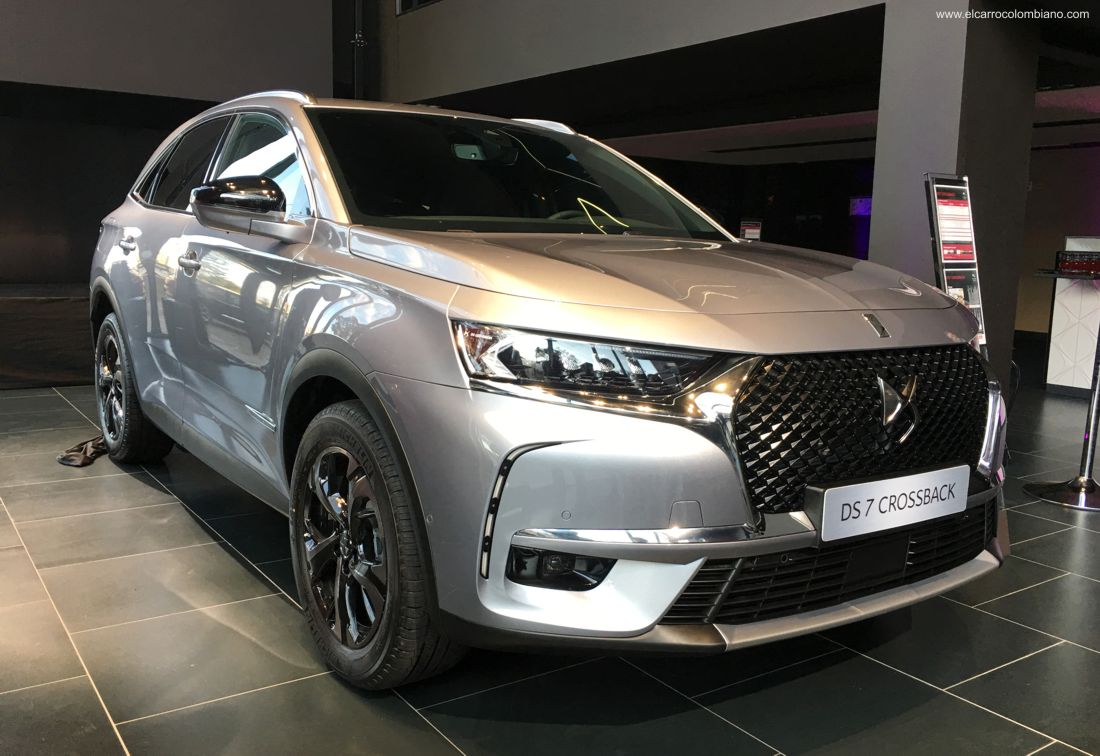ds 7 crossback, ds 7 crossback colombia, ds 7 crossback 2018 colombia, ds 7 crossback 2019 colombia, ds 7 crossback colombia precio