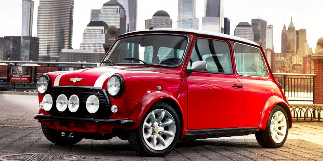 mini electrico, mini cooper, mini cooper clasico, mini cooper electrico, mini cooper clasico electrico
