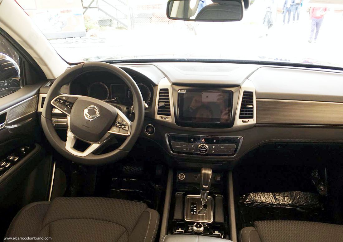 ssangyong rexton g4 colombia, ssangyong rexton 2018 colombia, ssangyong rexton g4, ssangyong rexton 2018 precio colombia, ssangyong rexton g4 precio colombia