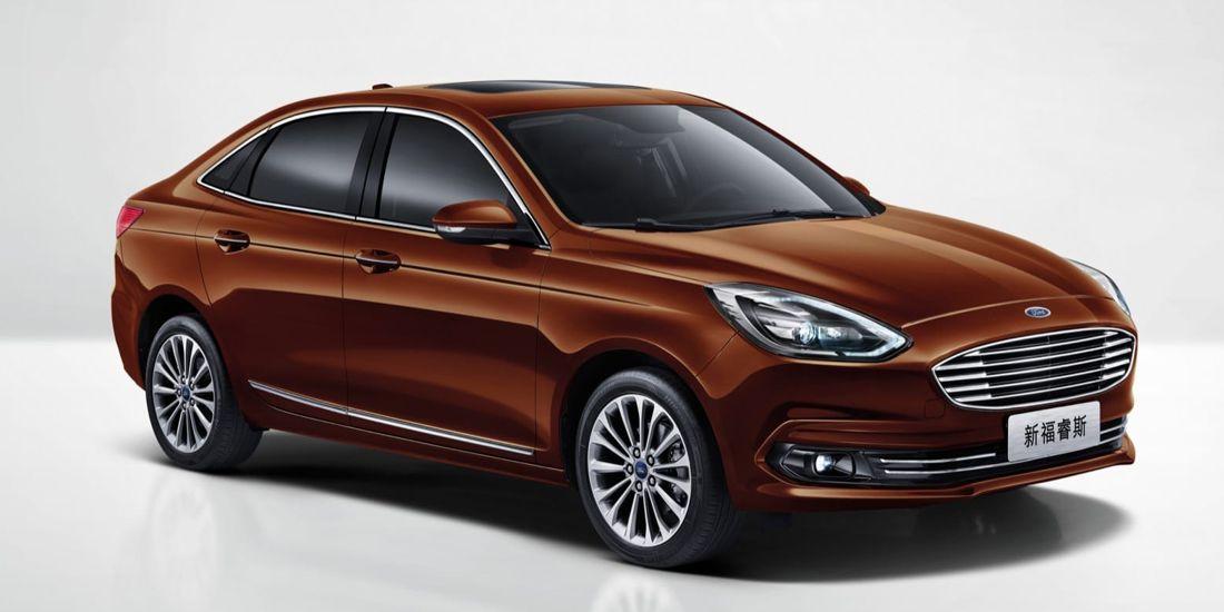 ford escort 2019, ford escort china, ford escort 2018