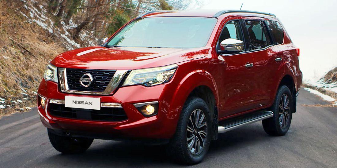 Nissan Terra La Frontier Con Cuerpo De Suv Presenta Sus Caracteristicas