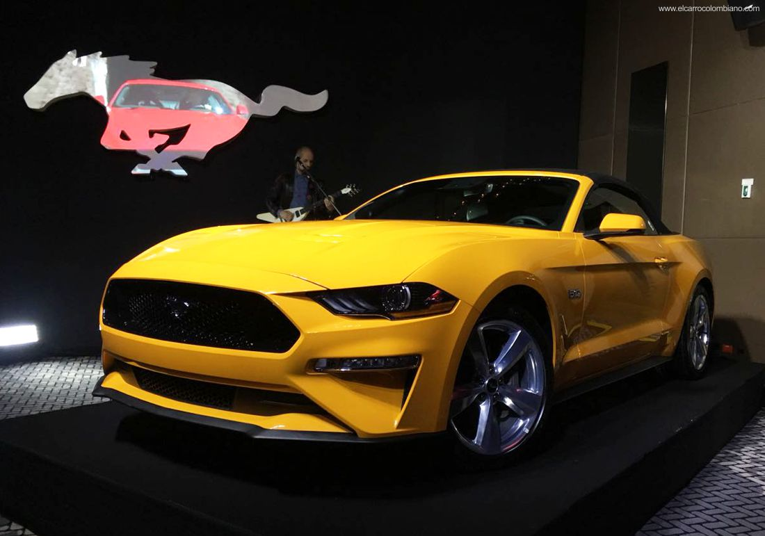 ford mustang 2018 colombia, ford mustang 2018 precio, ford mustang gt premium convertible, ford mustang gt premium convertible 2018, ford mustang convertible 2018, ford mustang convertible 2018 colombia
