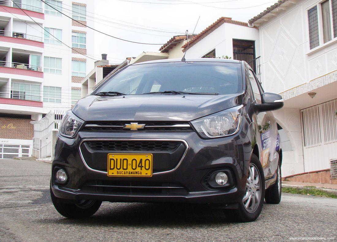 Al Volante Del Chevrolet Spark Gt 2019 Que Cambio Realmente En