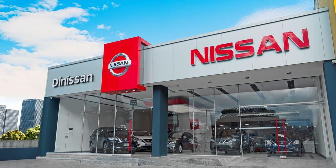 nissan colombia, concesionarios nissan bogota, concesionarios nissan colombia, nissan autopista norte bogota, nissan retail concept
