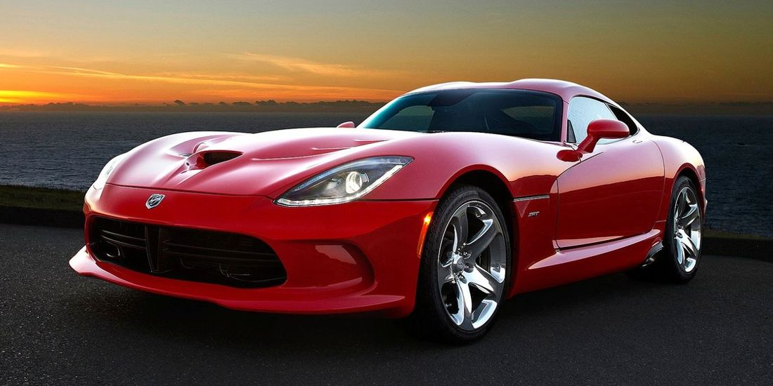 2021 dodge viper concept  car wallpaper