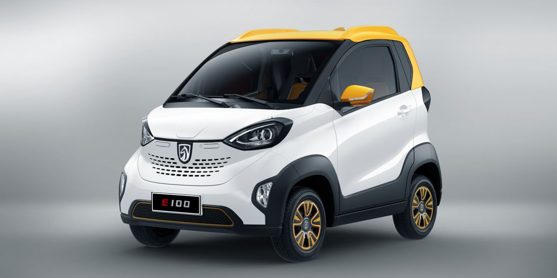 baojun e100, baojun e100 electrico, carros electricos en china, minicarros electricos, minicarros, carros pequeños, carros electricos en colombia, gm saic-wuling, carros chevrolet electricos, general motors saic wuling, general motors china, gm electricos, general motors electricos