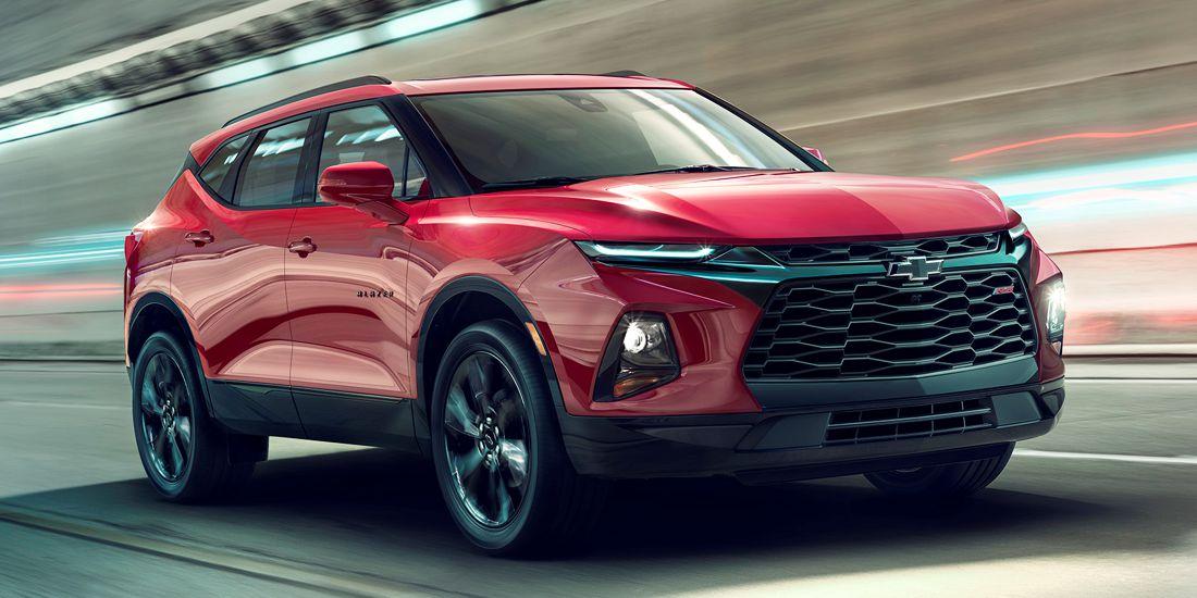 Chevrolet Blazer 2019: Evolución radical para una SUV que ...