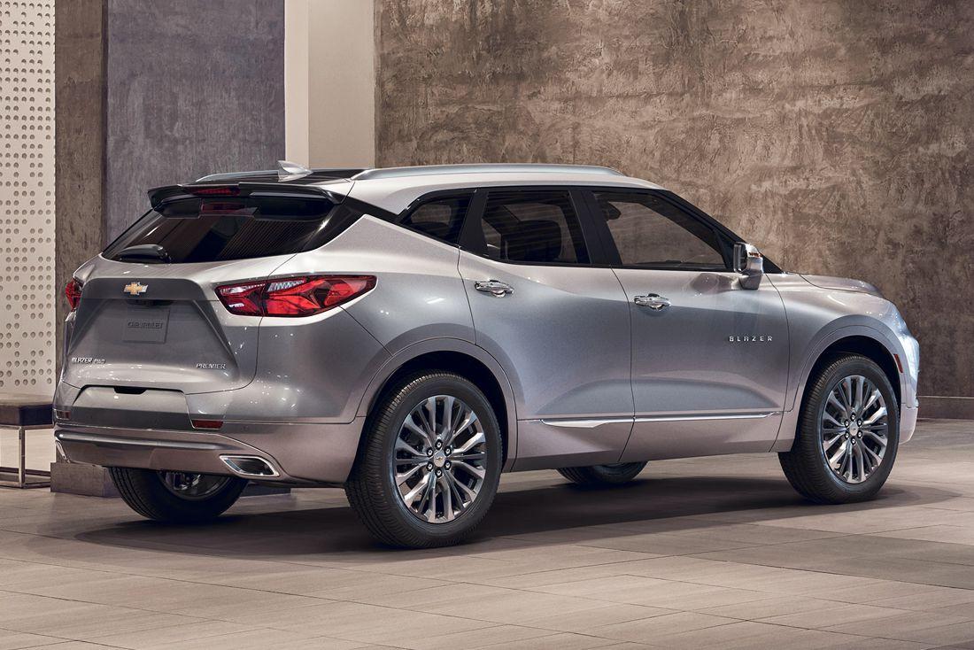 2019 Chevy Trailblazer >> Chevrolet Blazer 2019: Evolución radical para una SUV que se reinventa