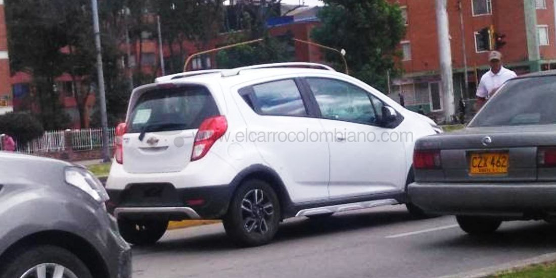 chevrolet spark activ colombia, chevrolet spark activ 2019, chevrolet spark crossover colombia, chevrolet spark gt crossover, chevrolet spark activ 2019 colombia