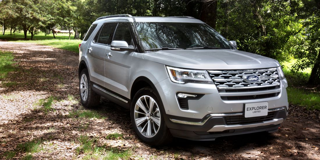 Ford Explorer Ecoboost >> Technique And Adrenaline For Itineraries