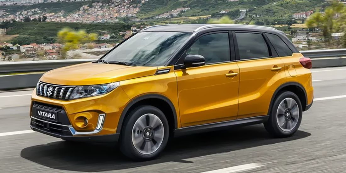 la suzuki vitara 2019 con dise o actualizado y nuevos motores turbo. Black Bedroom Furniture Sets. Home Design Ideas