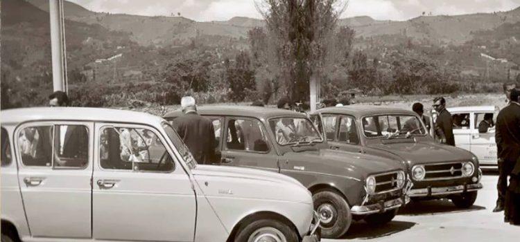 50 años del renault 4 en colombia, renault 4 colombia, lanzamiento renault 4 en colombia, 15 de julio, renault 4 sofasa, historia del renault 4 en colombia, renault 4 amigo fiel, presentacion del renault 4 en colombia, cuando se presento el renault 4 en colombia, historia sofasa renault, carros antiguos colombianos, carros en colombia