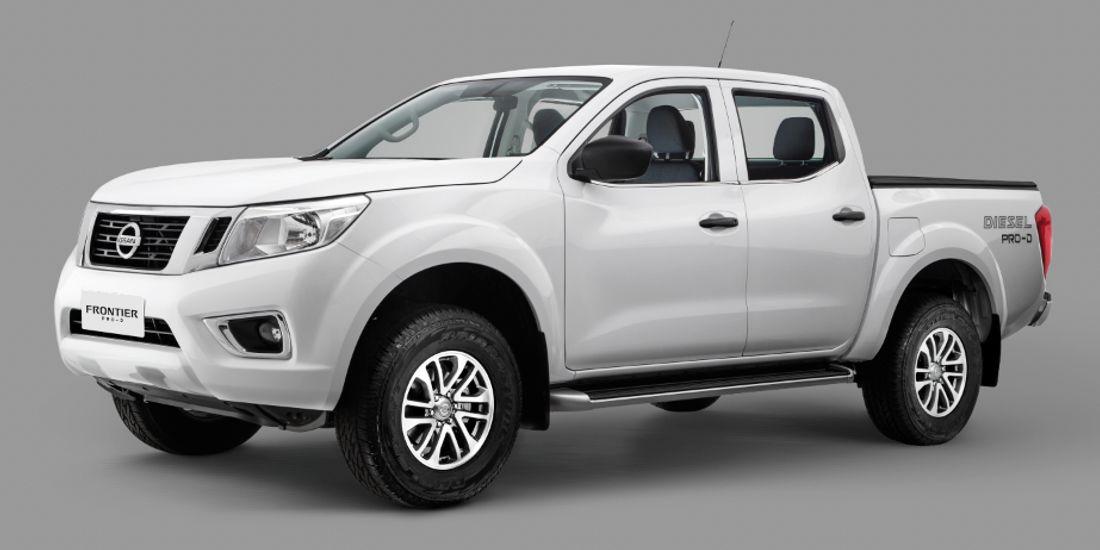 Nissan Frontier PRO-D: Características, equipamiento y ...