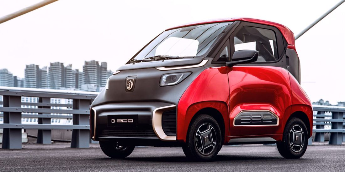 baojun e200, baojun e200 carro electrico, baojun e200 electric car, baojun e200 city car, baojun e200 auto urbano, autos urbanos, city cars, autos electricos 2019, baojun cars, gm electric cars, gm autos electricos, gm china, gm saic wuling