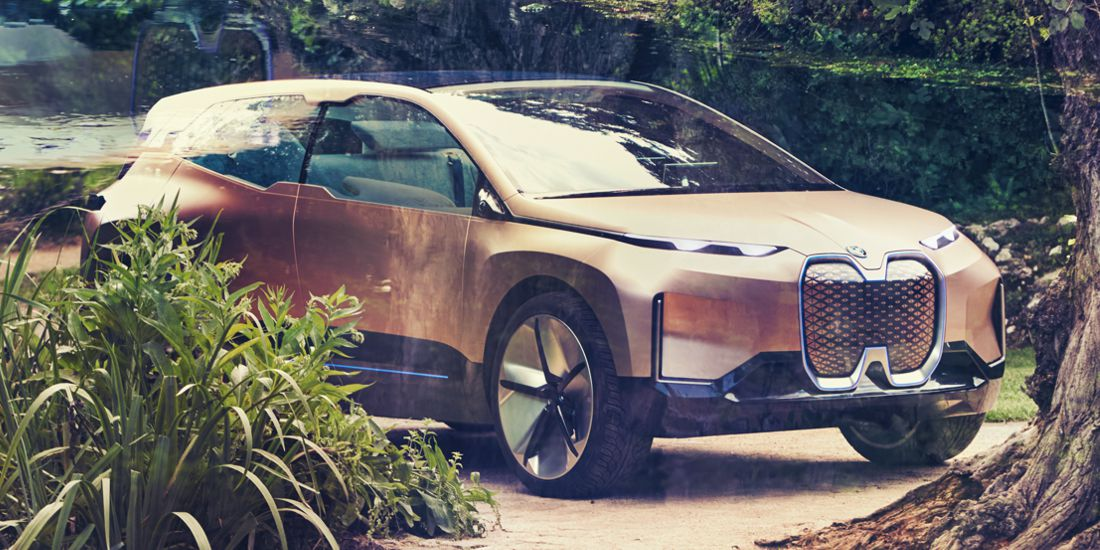 bmw vision inext, bmw suv electrica, bmw vision inext electric suv, bmw vision inext 2018, bmw suv electrica 2021, bmw ix5 2021, bmw paris auto show 2018