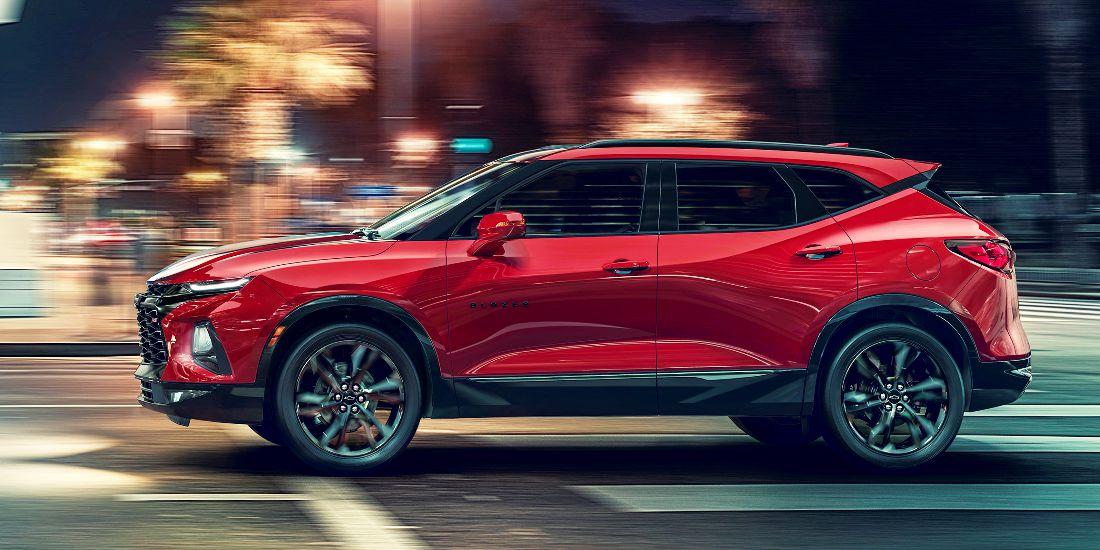 La Chevrolet Blazer 2019 Ya Tiene Precio De Lanzamiento En Estados
