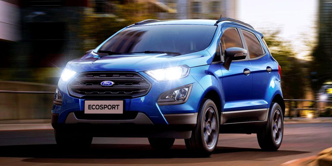 Ford Ecosport Freestyle 4x4 Caracteristicas Y Precio En Colombia