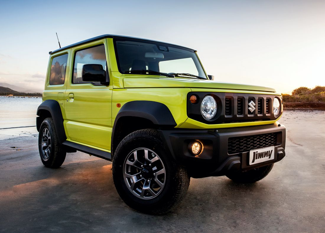 suzuki jimny 2019 caracter sticas versiones y precios en colombia video. Black Bedroom Furniture Sets. Home Design Ideas