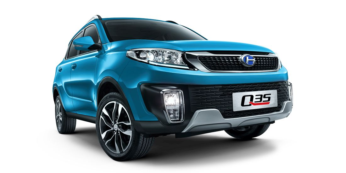 china automotriz, carros chinos en colombia, changhe q35 black edition, changhe q35 colombia, baic m20, baic m20 colombia, baic m20 cinco puestos, baic m20 2019, changhe q35 2019, energas, energas cali, carros chinos a gas, carros a gas en colombia, carros chinos en el salon del automovil