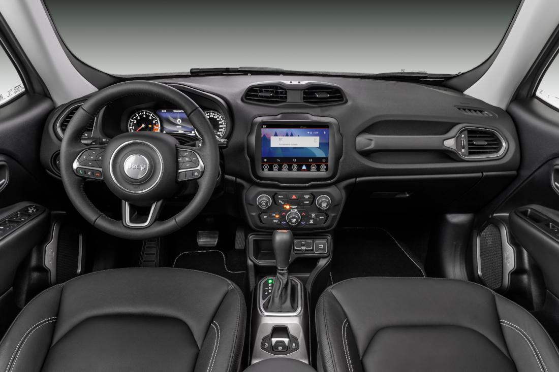 Jeep Renegade 2019: Características, versiones y precios ...