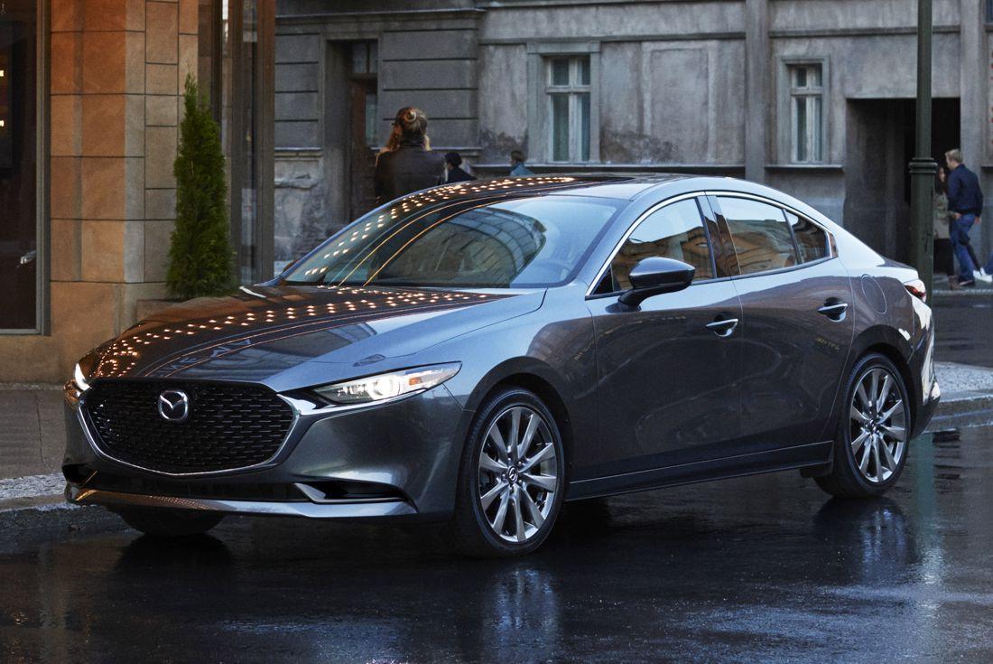 Mazda 3 hatchback 2020 precio mexico