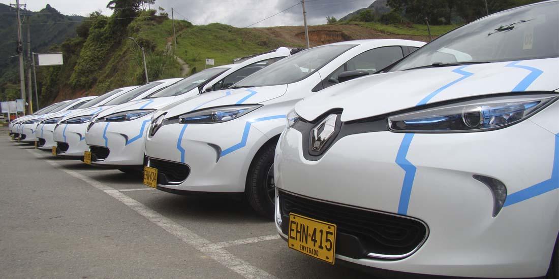 bogotá solo permitirá vehículos eléctricos en 2040