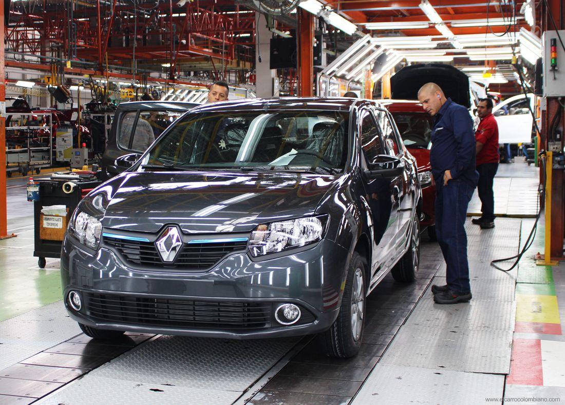 renault sofasa, renault colombia, renault en colombia, ventas de renault en colombia, produccion de autos en colombia, ensamblaje de autos en colombia, industria automotriz en colombia, exportacion de autos producidos en colombia, autos colombianos exportados en 2018, cuantos renault se vendieron en colombia en 2018