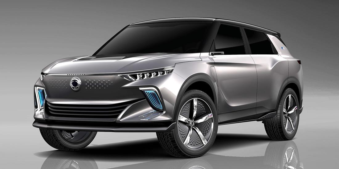 ssangyong, ssangyong primer vehiculo electrico, ssangyong primera suv electrica, ssangyong vehiculos electricos, ssangyong suv electrica, ssangyong suv electrica lanzamiento, ssangyong suv electrica salon de ginebra 2019, ssangyong suv electrica caracteristicas, ssangyong suv electrica imagenes, ssangyong salon de ginebra 2019, ssangyong korando electrica caracteristicas, ssangyong korando electrica motor, ssangyong korando electrica imagenes