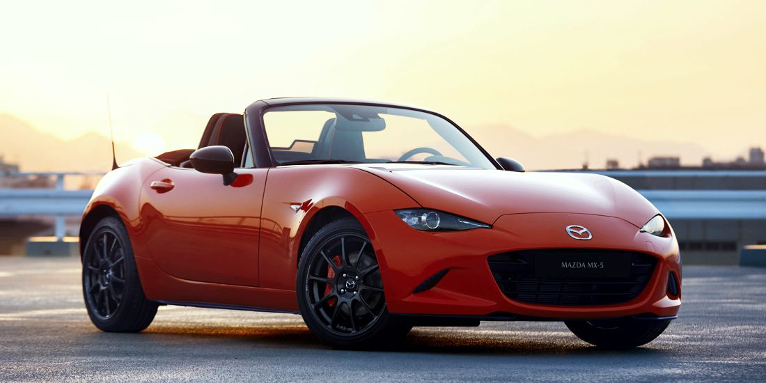 mazda mx-5 30th anniversary, mazda mx-5 30th anniversary edition, mazda mx-5 30th anniversary 2019, mazda mx-5 30th anniversary caracteristicas, mazda mx-5 30th anniversary racing orange, mazda mx-5 30th anniversary motor, mazda mx-5 30th anniversary equipamiento, mazda mx-5 30th anniversary colombia, mazda mx-5 30th anniversary america latina, mazda mx-5 30th anniversary salon de chicago 2019