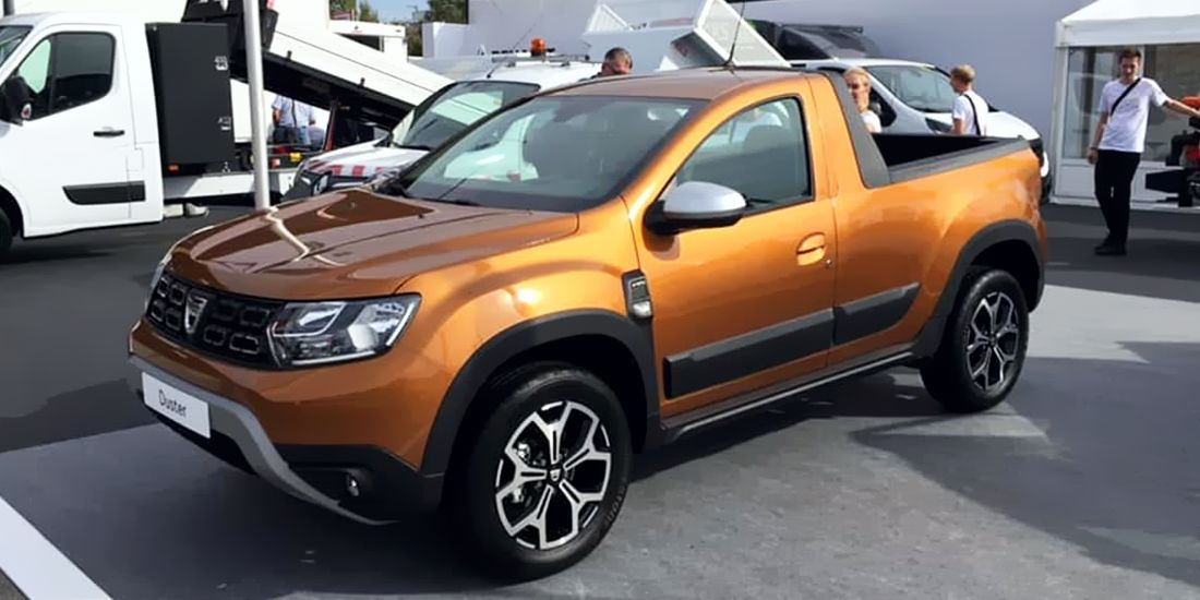 dacia duster pick-up, renault duster pick-up, dacia duster oroch, renault duster oroch, dacia duster pick-up caracteristicas, dacia duster pick-up imagenes, dacia duster pick-up fotos, camioneta duster pick-up