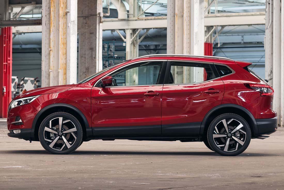 Nissan Rogue Sport 2020: Profunda actualización para la ...