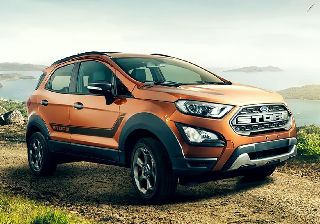 2020 Ford Ecosport New Model and Performance