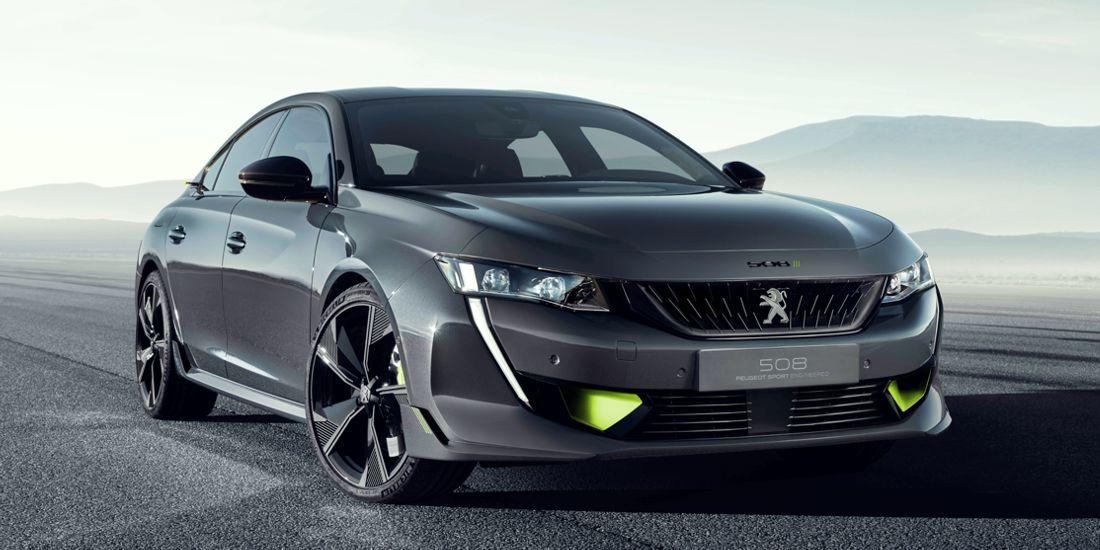 Concept 508 Peugeot Sport Engineered, peugeot 508 hibrido, peugeot 508 hybrid, peugeot 508 sport, peugeot 508 deportivo, peugeot 508 sedan deportivo, peugeot 508 2019, peugeot 508 electrico