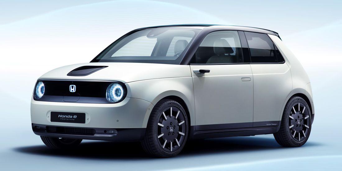honda e prototype, honda e prototype caracteristicas, honda electrico autonomia, honda e prototype autonomia, auto honda electrico, coche honda electrico, auto honda electrico caracteristicas, honda urban ev produccion
